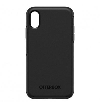 Otterbox symmetry  funda de color negro para iphone xr