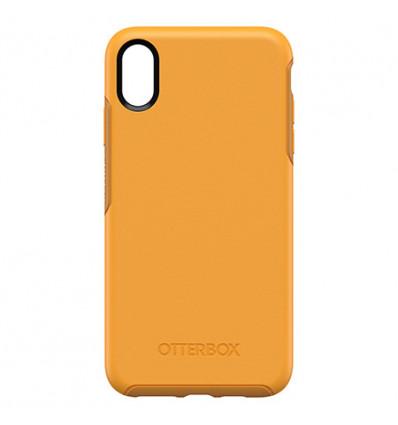 Otterbox symmetry amarillo iphone xs max funda
