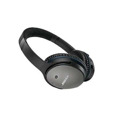 Bose qc25 mfi black/blue auriculares