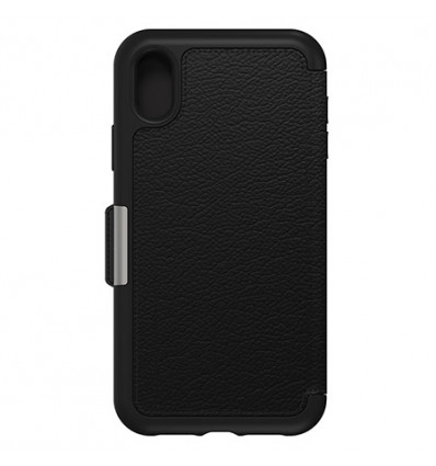 Otterbox strada folio black iphone xr funda
