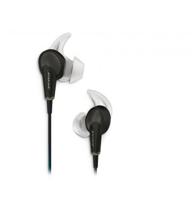 Bose qc20 mfi black auriculares