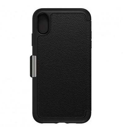 Otterbox strada folio black iphone xs max funda