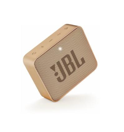 Jbl go2 altavoz inalámbrico / bluetooth de color perla / dorado