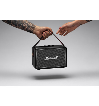 Marshall kilburn ii altavoz portatil inalámbrico / bluetooth de color negro