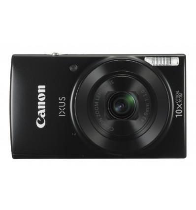 Canon ixus 190 black cámara