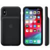 Apple iphonexs smart black funda batería