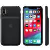 Apple smart funda de color negro con batería integrada para iphone xs max