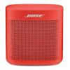 Bose soundlink color ii red altavoz
