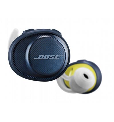 Bose soundsport free auriculares inalámbricos / bluetooth deportivos de color azul