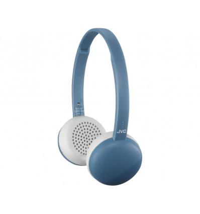 Jvc ha-s20bt-a-e auriculares de diadema / cascos inalambricos / bluetooth azules