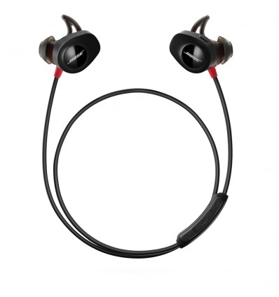 Bose soundsport pulse wireless red auriculares