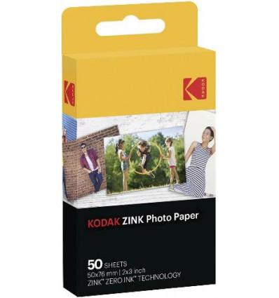 Kodak printomatic zink 50u papel foto