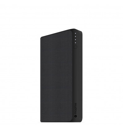 Mophie  usb c 19,500 mah black bateria externa
