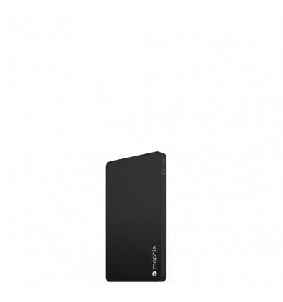 Mophie qi batería externa / powerbank 3000 mah con salida usb tipo c negro