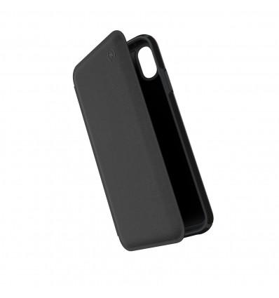 Speck presidio folio black iphone xs max funda