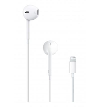 Apple earpods with lightning connector auriculares