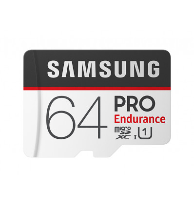 Samsung pro endurance 64gb memoria