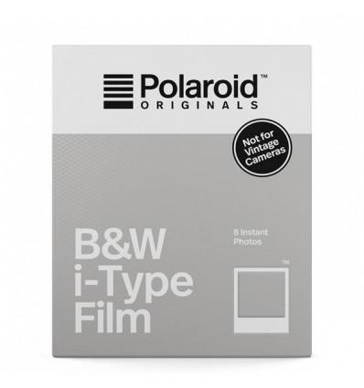 Polaroid b&w film for i type pelicula